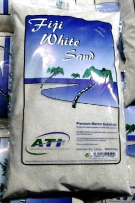 ATI Fiji White Sand 9,07kg 1-2mm Körnung - Bild vergrößern