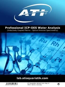 ATI ICP-OES Wasseranalyse - Bild vergrößern