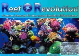 Reef Revolution Premium Meersalz 25kg   - Bild vergrößern